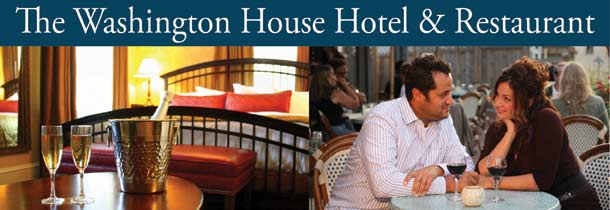 A premier destination in Bucks County! The Washington House Hotel & Restaurant is located next to Sellersville Theater.