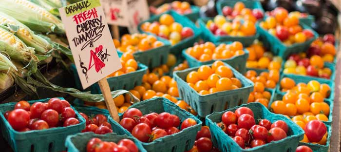 Support the Clinton Farmers Market in Hunterdon County, NJ