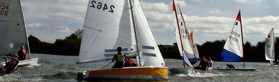 Sailing Boating Instruction In Clinton Hunterdon County Nj
